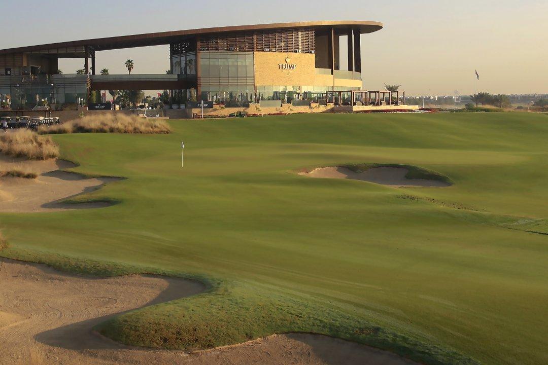 Trump International Golf Club Dubai (1)