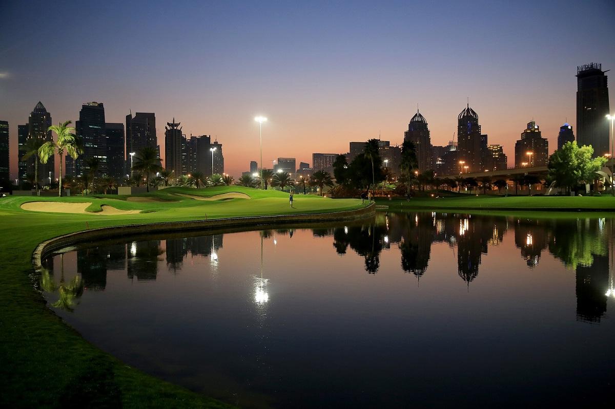 Emirates Golf Club - Faldo Night Golf