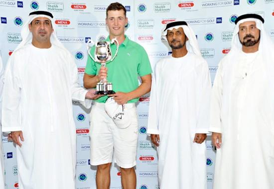 Jake Shepherd Mena Golf 2012