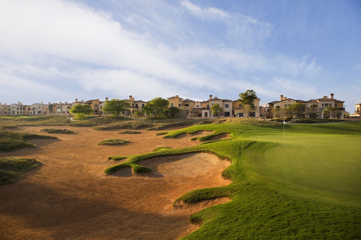 Jumeirah Golf Estates Fire 2nd