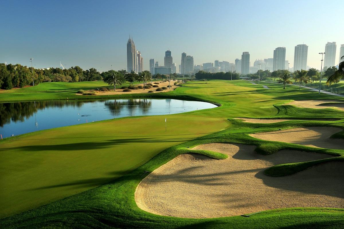 Emirates Golf Club - Faldo Course