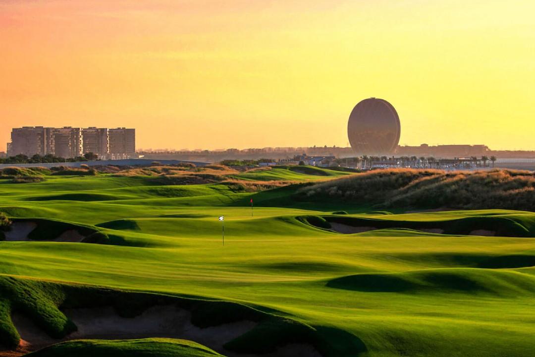 Yas Links Golf Club 3