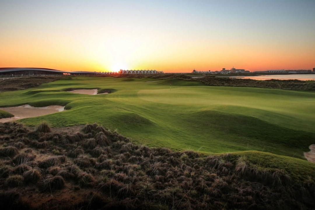 Yas Links Golf Club 4
