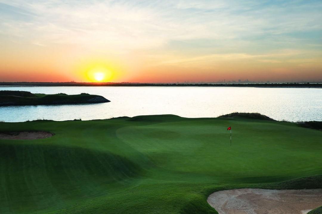 Yas Links Golf Club 2