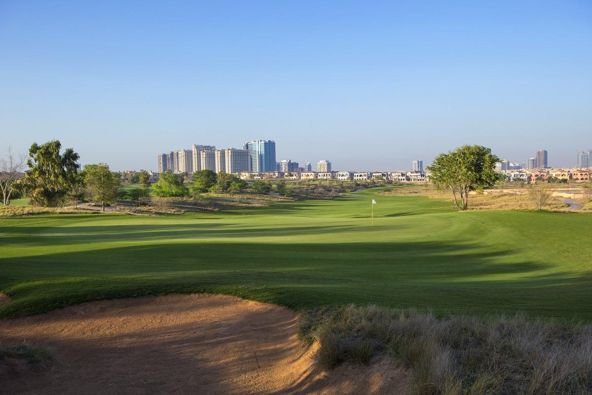 Jumeirah Golf Estates Fire 5th