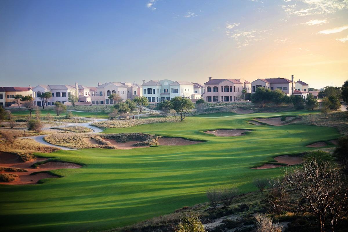 Jumeirah Golf Estates Fire 6th