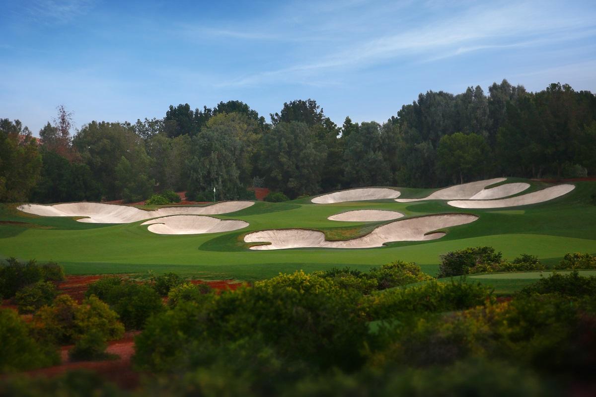 Jumeirah Golf Estates  Earth 15th