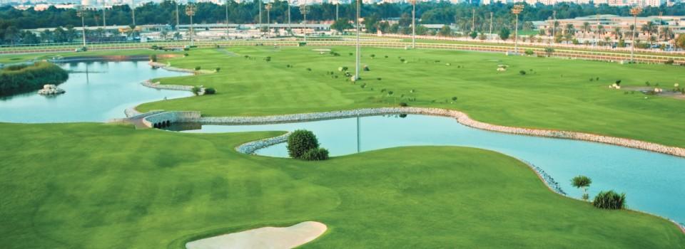 Abu Dhabi City Golf Header