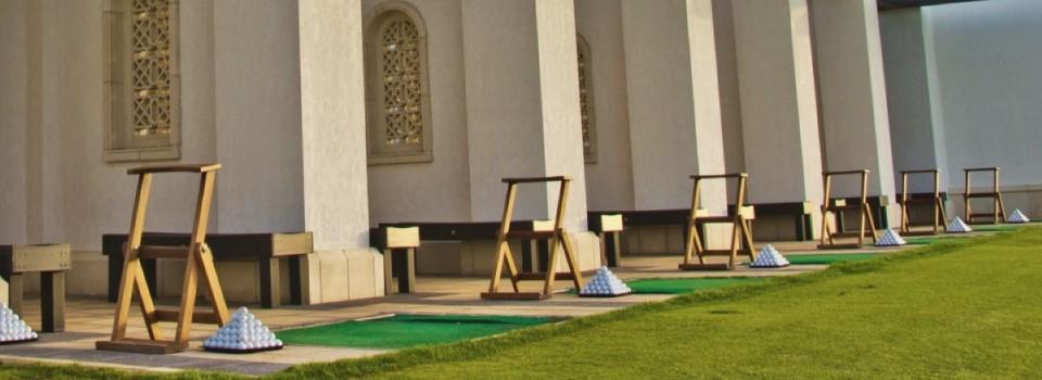 Yas Links Golf Academy