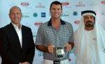Cyril Suk Mena Golf Tour
