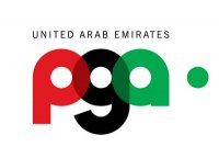 UAE PGA Logo