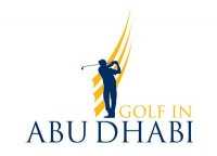 Golf In Abu Dhabi Logo