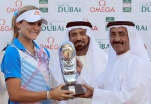 Alexis Thompson 2011 Dubai