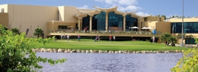 Sharjah Golf and Shooting Clubhouse