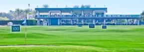 Abu Dhabi City Golf Club Driving Range