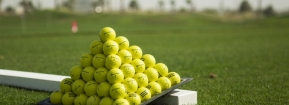 Al Ain Equestrian shooting and Golf Club range
