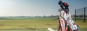 Arabian Ranches Golf club driving range