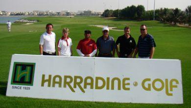 Harradine Cup Al Hamra