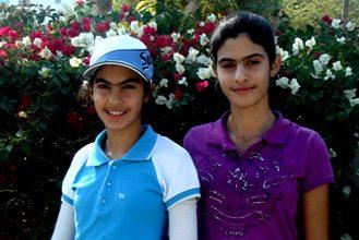 Line and Boushra Dalile