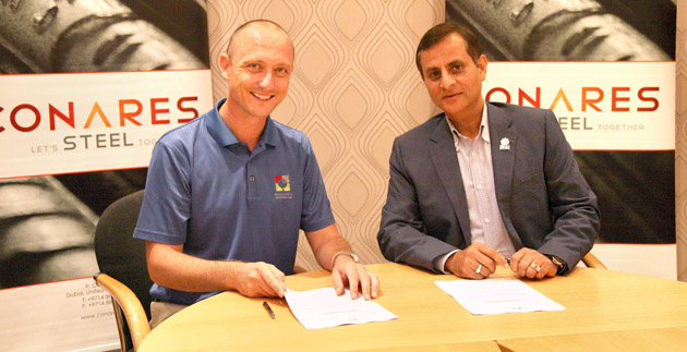 Conares to sponsor the Sharjah Golf and Shooting Club Golf