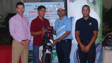 Dubai Golf Summer Series