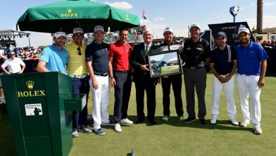 DP World Tour Championship Dubai