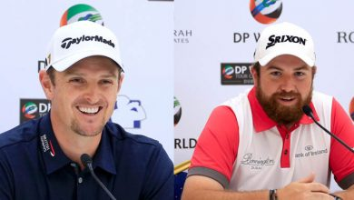 DP World Tour Championship Dubai