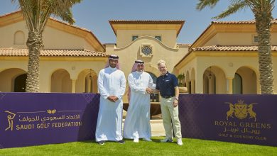 Saudi Arabian Golf