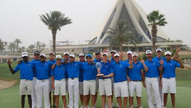 Dubai Golf Trophy 2018