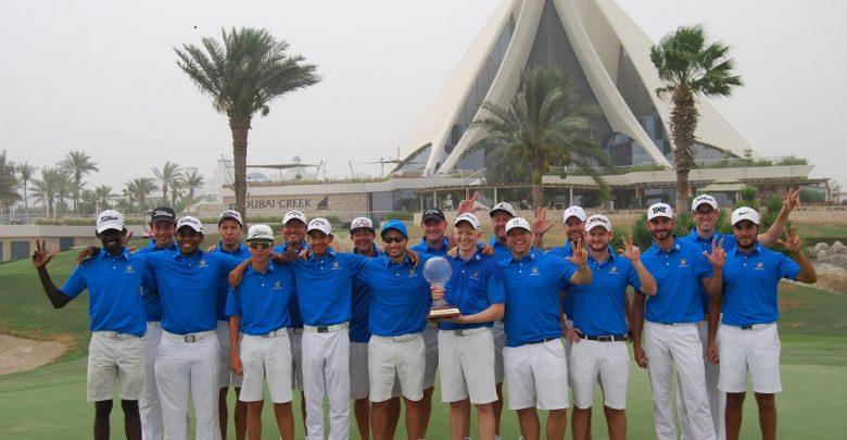Dubai Golf Trophy 2018