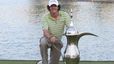 Rory Mcilroy 2009 Dubai