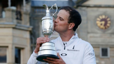 Zach Johnson 2015 Open
