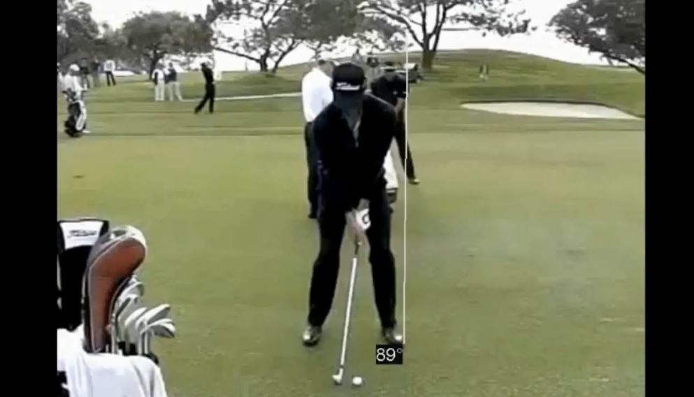 Glyn Meredith Analyses The Golf Swings Of Adam Scott And