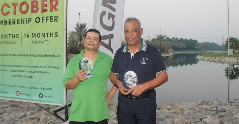 BMW Pairs Social Open