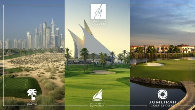 Dubai Golf and Jumeirah Golf Estates