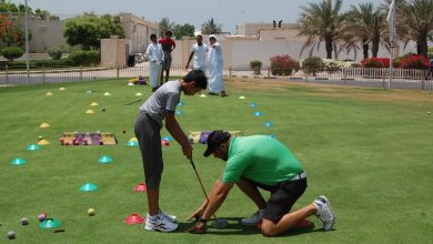 Emirates Golf Federation initiative