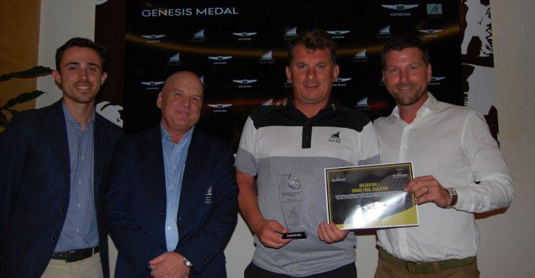Gregory Mathieu - Overall Winner