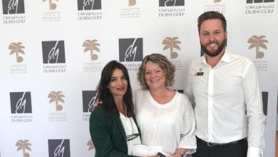 Ladies Medal Emirates Golf Club