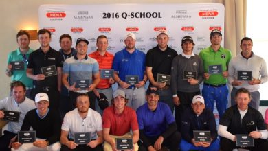 Mena Golf Tour Q-school qualifiers