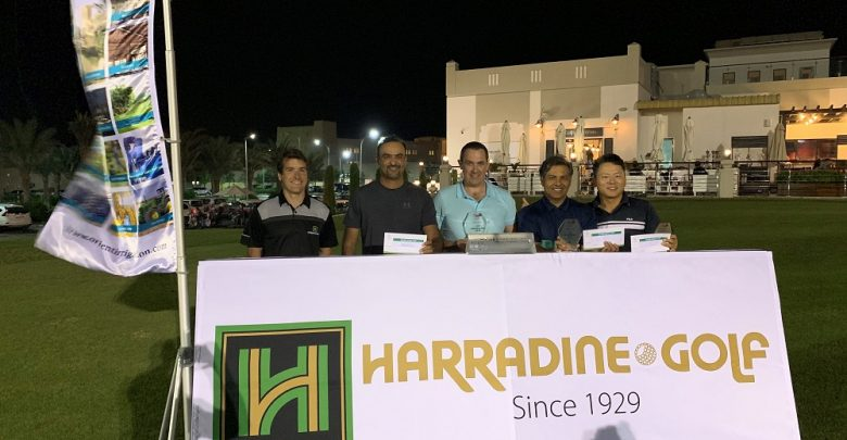 Harradine Cup 2018