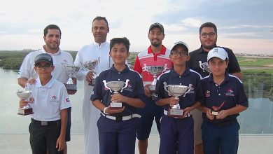 Winners of 2018 November UAE National Monthly Medal
