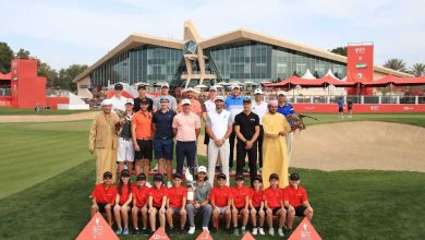 Abu Dhabi HSBC Championship - Getty