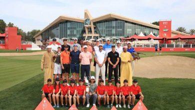 Abu Dhabi HSBC Championship - Getty
