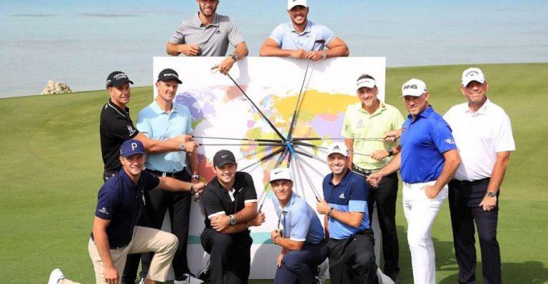 Saudi international Golf