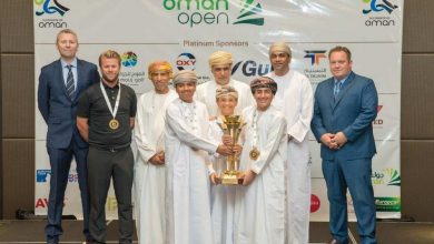 The Oman Open 2019