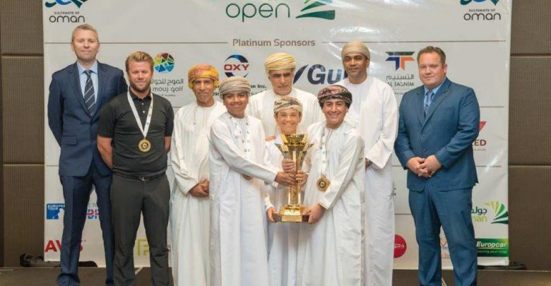 The Oman Open 2019